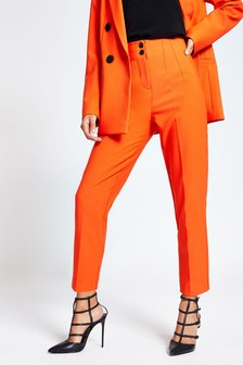 River Island Orange Clove Trousers