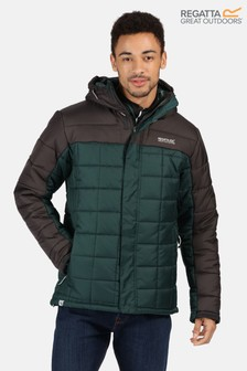 Regatta Green Nevado IV Insulated Baffle Jacket