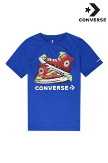 Converse Boys Frogs T-Shirt