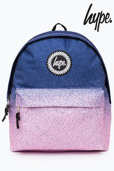 Hype. Speckle Fade Pom Backpack