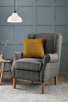 Sherlock II Armchair With Light Legs