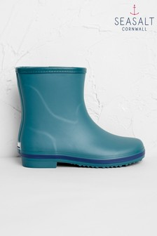Seasalt Green Storm Chaser Wellies