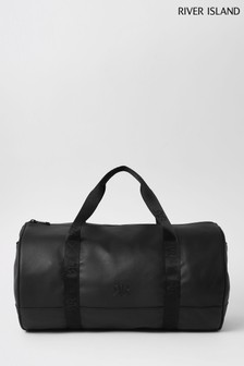 River Island Black Friday Holdall Bag