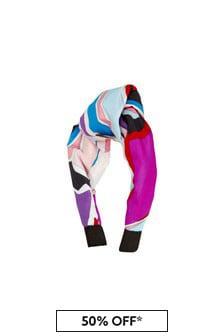 Emilio Pucci Multicoloured Headband