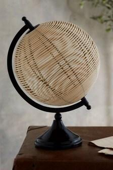 Rattan Globe