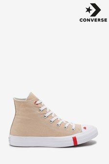 Converse Love Fear High Trainers