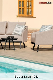 Zeno Chaise Sofa Set By Maze Rattan