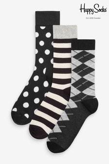 Happy Socks Socks Three Pack Gift Box