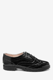 Leather Chunky Brogues (Older)