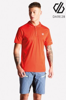 Dare 2b Grey Delineate Poloshirt