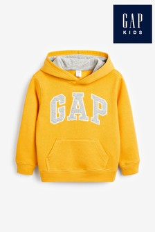 Gap Gold Logo Hoody
