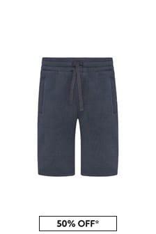 Dolce & Gabbana Kids Cotton Shorts