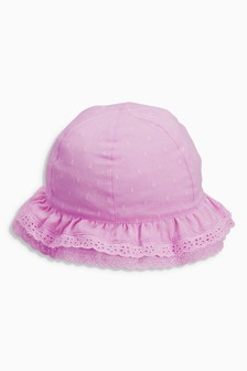 Broderie Hat (Younger)