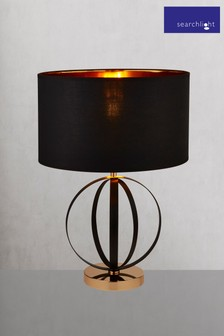 Tesa Table Lamp by Searchlight