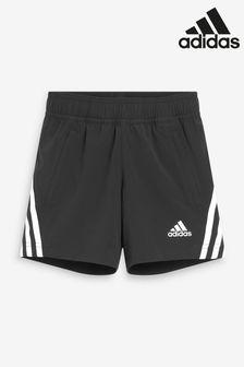 adidas Performance 3 Stripe Woven Shorts