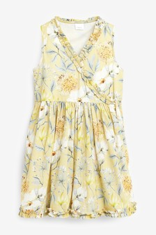 Wrap Dress (3-16yrs)