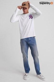 Superdry Daman Straight Flex Jeans