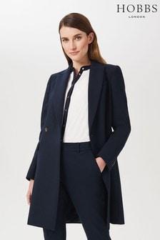 Hobbs Blue Melanie Coat