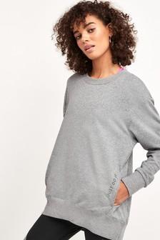 Nike Dri-FIT Get Fit Fleece Training Crew Sweater