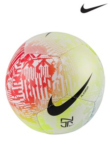 Nike White Neymar Jr. Skills Football