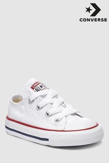 Converse Infant Little Kids Chuck Taylor All Star Lo Trainers