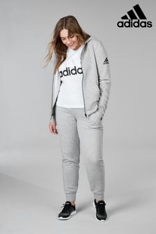 adidas Grey Essential Solid Pant
