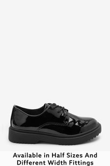 Chunky Lace-Up Shoes
