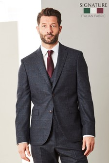 Cerruti Signature Check Suit