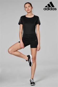 adidas Black Response Short