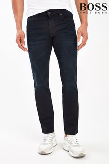 BOSS Blue Maine Regular Fit Jeans