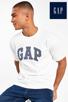 Gap Heavyweight Arch Logo T-Shirt