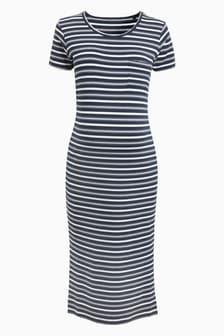שמלת ג'רזי להיריון