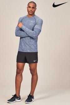 "Czarne szorty sportowe Nike Run 5"" Challenger"
