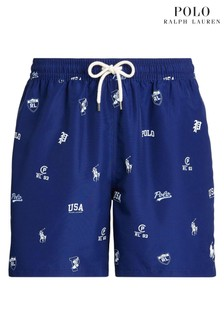 Polo Ralph Lauren® Motif Swim Shorts
