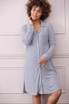 Maternity Modal Night Shirt
