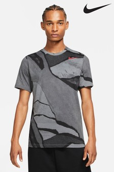 Nike DriFIT Printed Training T-Shirt