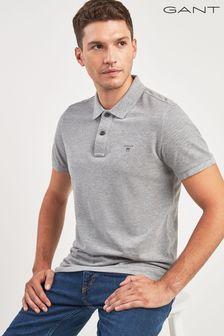 GANT Grey Poloshirt