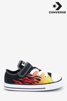 Converse Infant Flame 1 Velcro Trainers
