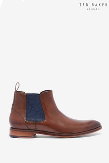بوت Camroon 4 Chelsea بني من Ted Baker Brown