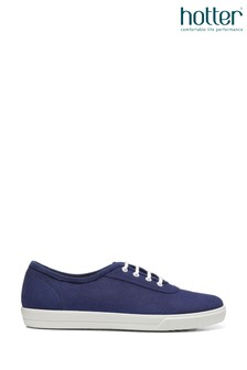 Hotter Mabel Slim Fit Lace-Up Deck Shoes