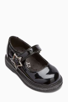 Chunky Mary Jane Shoes (Younger)