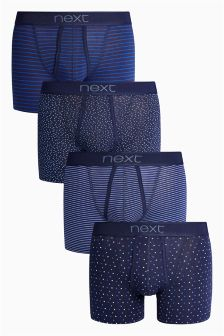 Mixed Pattern A-Fronts Four Pack
