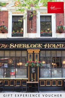 Sherlock Holmes Walking Tour Of London For Two Gift Experience by Virgin Experience Days