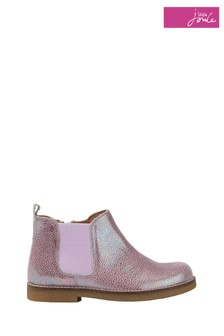 Joules Metallic Darcy Boots