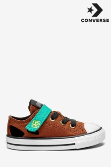 Converse 1V Scooby Doo Infant Trainers