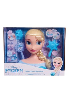 Disney™ Frozen Elsa Deluxe Styling Head