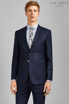 Ted Baker Dark Blue Sterling Jacket