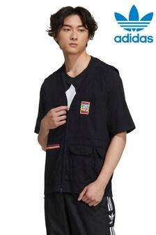 adidas Originals Black Adiplore Gilet