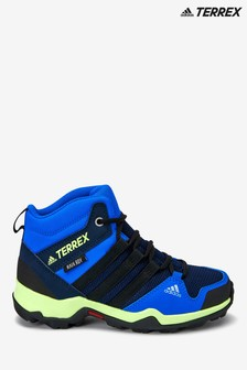 adidas Terrex Blue AX2R Mid Junior & Youth Boots