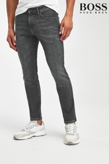 BOSS Grey Charleston Skinny Jeans